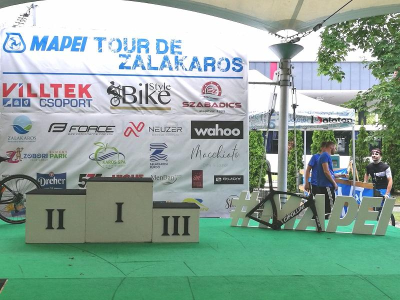 Ott voltunk: Tour de Zalakaros