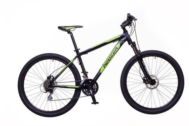 Neuzer Duster Sport Hydr férfi fekete/zöld-szürke