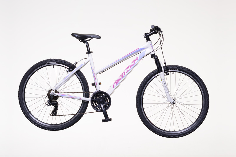Neuzer Mistral 50 női fehér/pink-lila