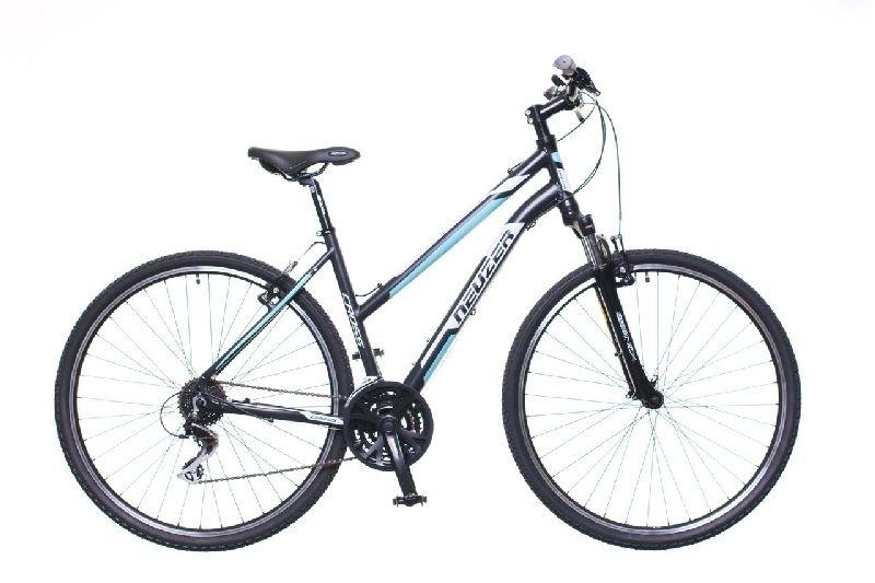 Neuzer X200 női fekete/fehér-kék