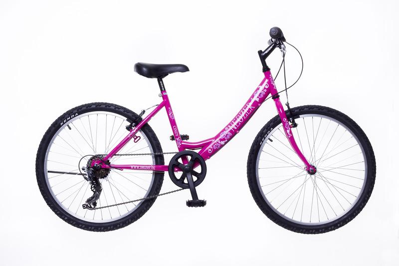 Neuzer Cindy 24 6 seb. lány pink/pink