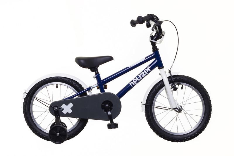 Neuzer BMX 16 fiú kék/fehér
