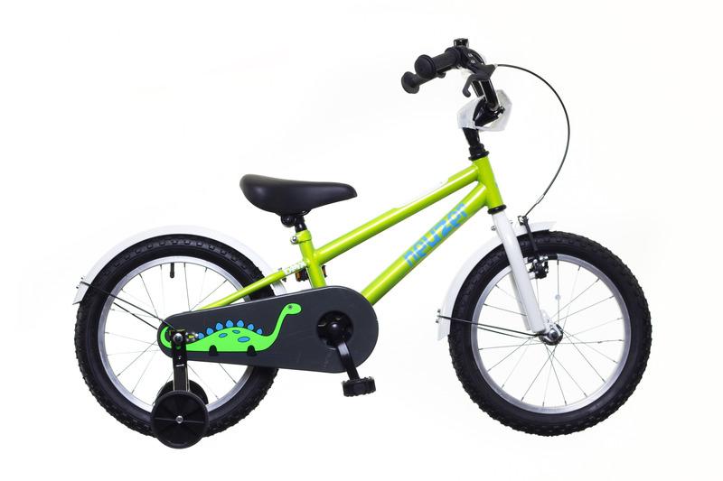 Neuzer BMX 16 fiú zöld/fehér-kék