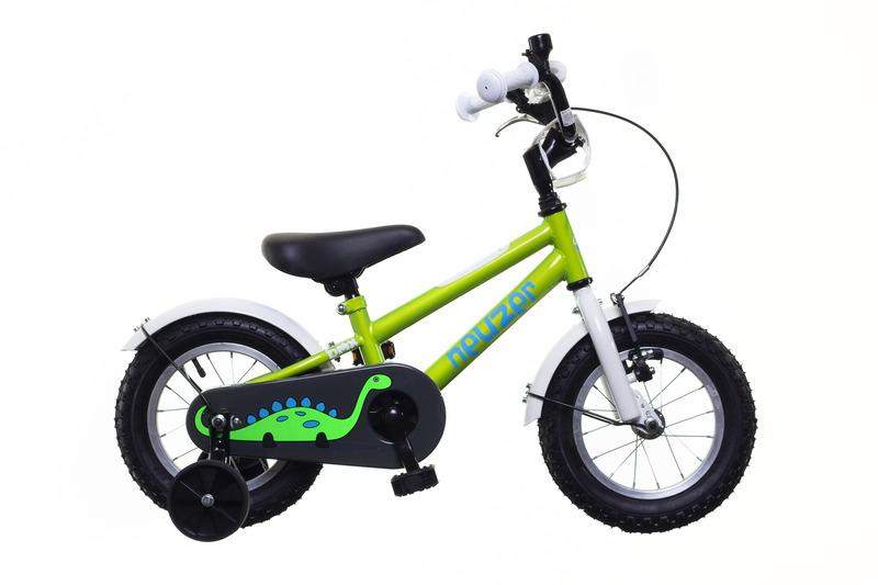 Neuzer BMX 12 fiú zöld/fehér-kék